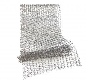 RVS wering gaas - muizengaas -afdichtingsnet 10cm per meter