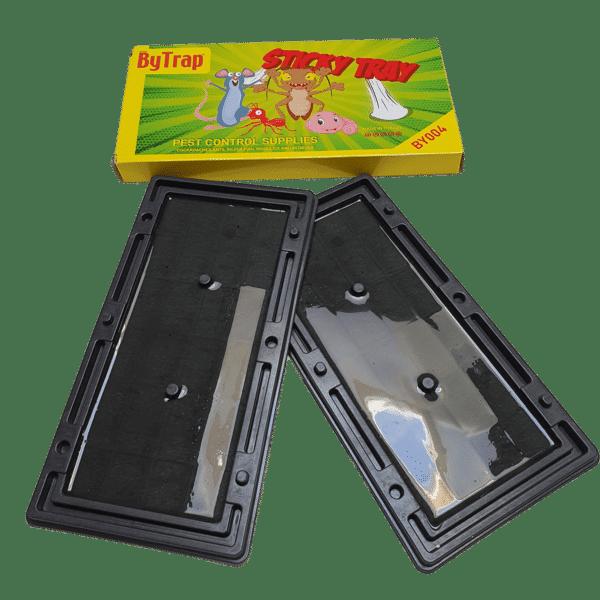 ByTrap Sticky Tray lijmplnak-lijmval