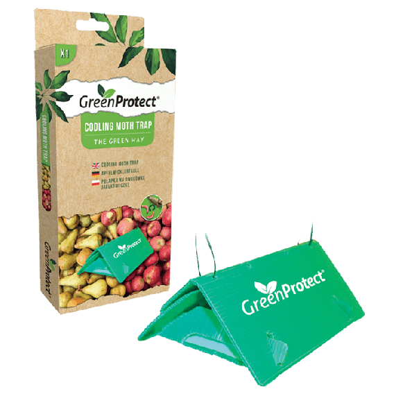 Green Protect feromoonval fruitmot - fruitmotten