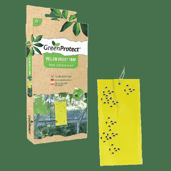 Green Protect gele insecten val bladluizen, mineervliegen, trips en witte vliegen