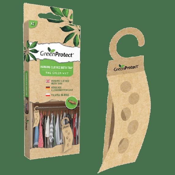 Green Protect hangende kleermot val met feromoon