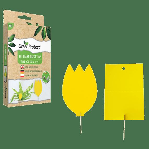 Green Protect insecten val voor planten