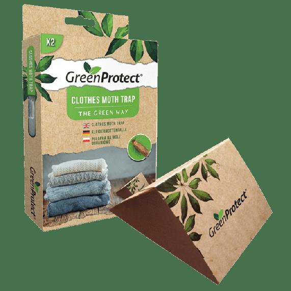 Green Protect mottenval - kleermotten