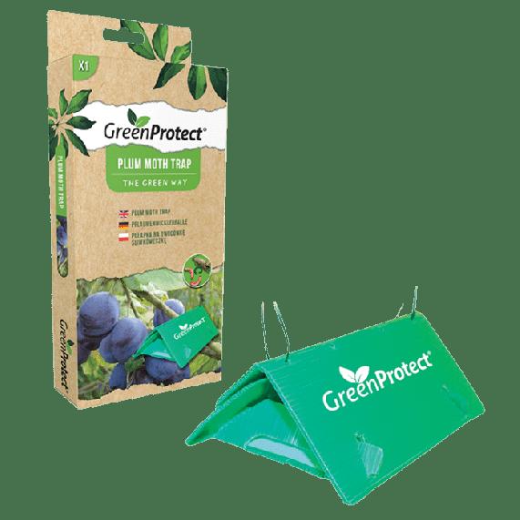 Green Protect pruimenmot val