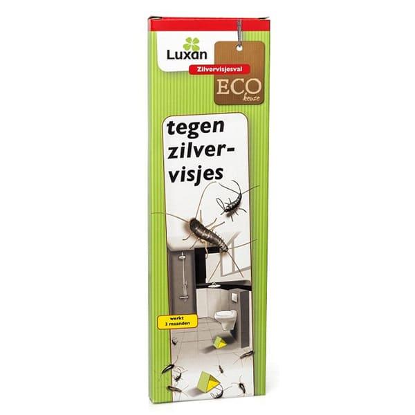 Luxan zilvervisjesval - zilvervijses - papiervisjes - ovenvisjes