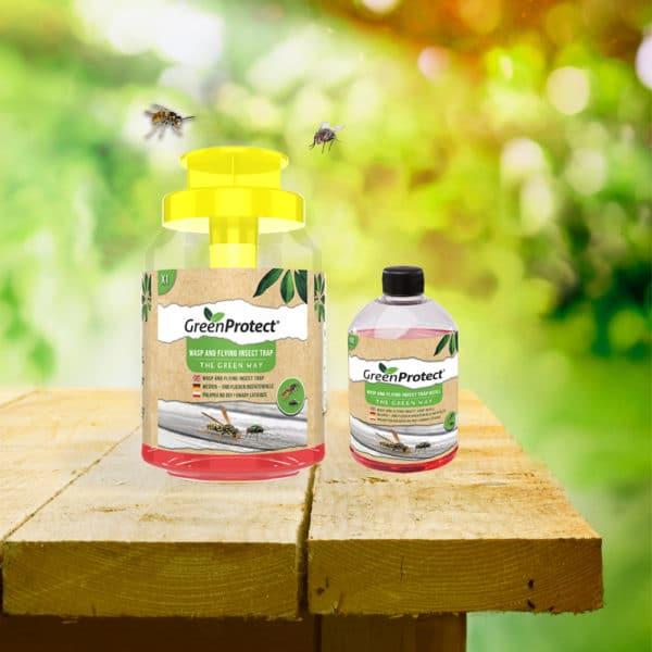 Wespen en Vliegende Insectenval van Green Protect 1