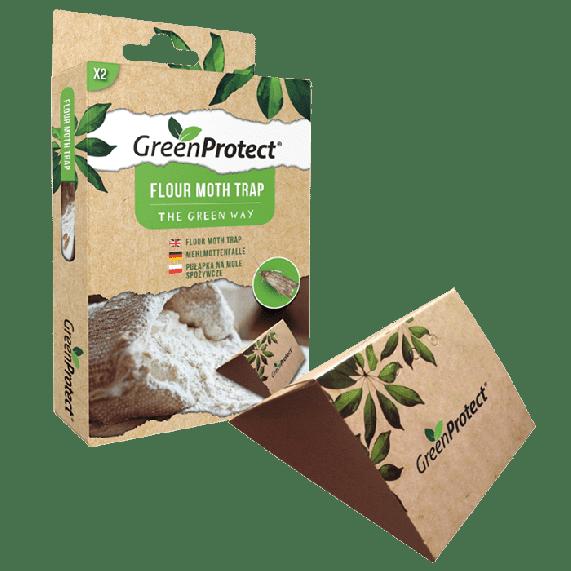 green Protect meelmot - bloemmot val