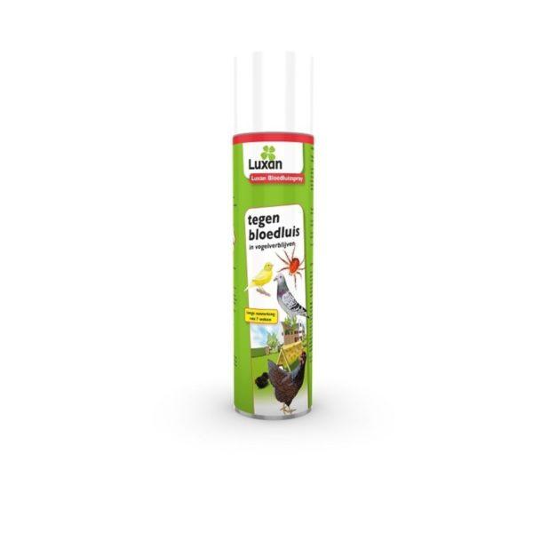 luxan-bloedluisspray- bloedluis -vogelmijt-bestrijden