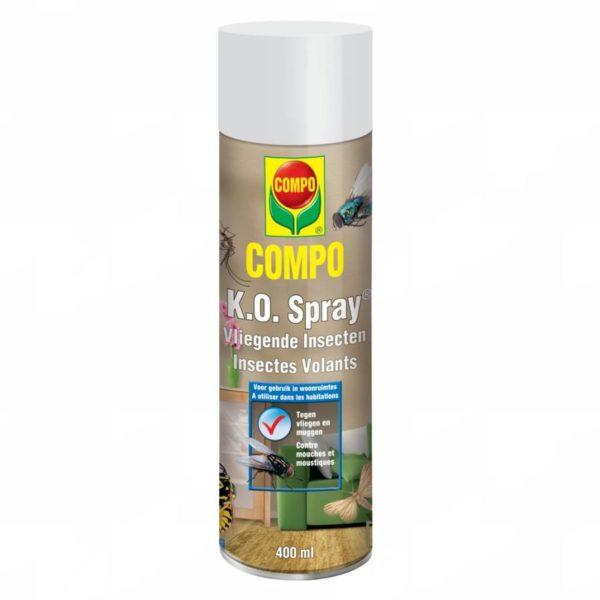 vliegende insecten spray - compo-ko-400-ml