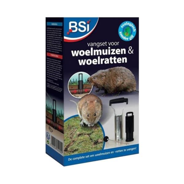 bsi-complete-vangset-voor-woelmuizen-en-woelratten
