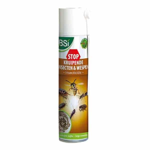 bsi-stop-kruipende-insecten-wespen -wespenspray-Budget-ongedierte-bestrijden