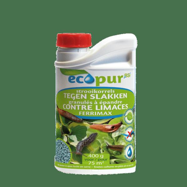 ecopur ferrimax slakkenkorrels - naaktslakken bestrijden