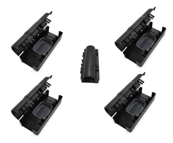 rattentunnel-rattenvoerdoos-compact model-budget-ongedierte-bestrijden-5x