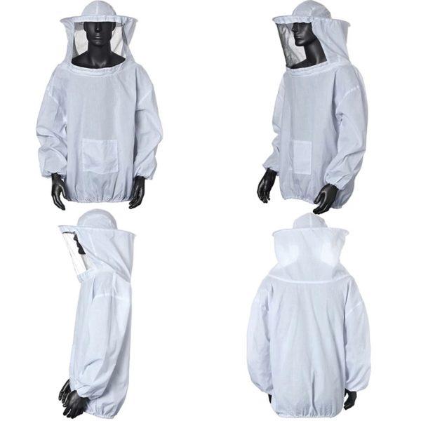 zelf wespen bestrijden-wespenpak met hoofdbescherming (4)