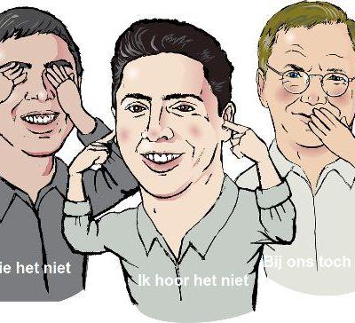 Bedrijfsblindheid is een groot probleem bij veel ondernemingen