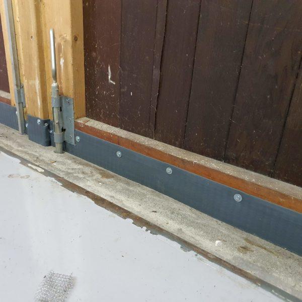 deurafdichting - deurrubber -deurstrip